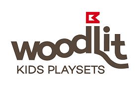 Woodlit žaidimų aikštelės