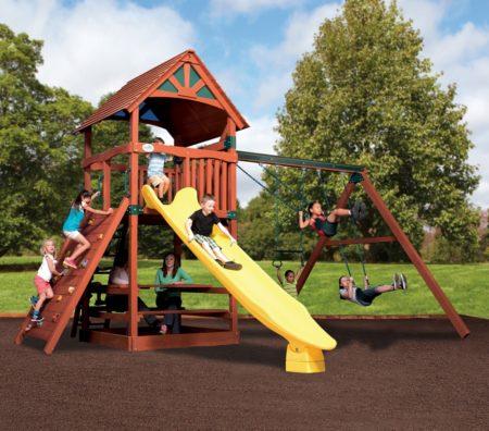 Olympian Treehouse Jumbo 2