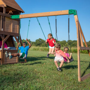 Cedar-Cove-Swing-Set-Swings