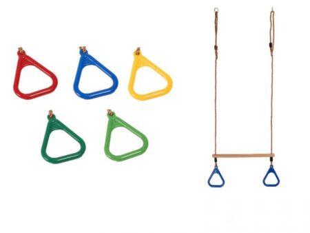Sportinė medinė trapecija