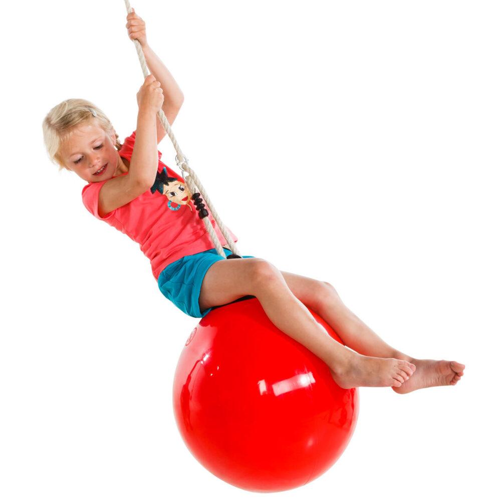 Buoy ball swing 'drop'