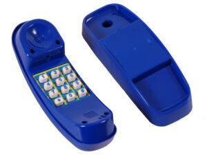 23 telefonas blue